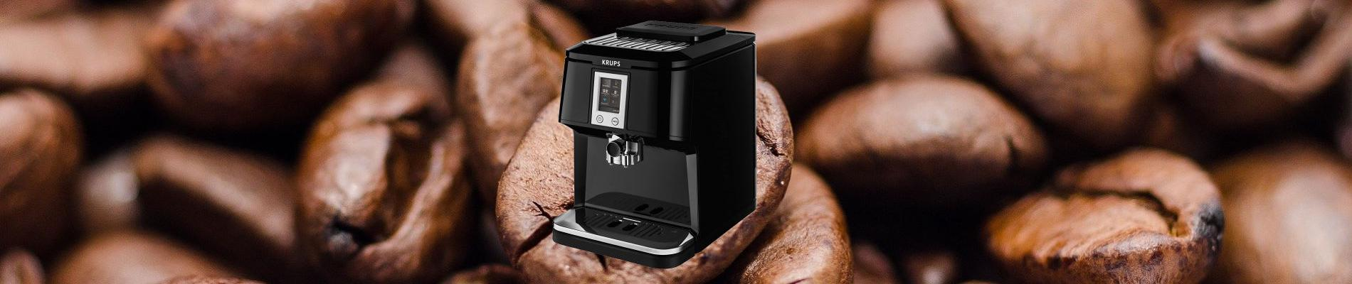 Repairing bean to cup Krups EA8800 coffee machine